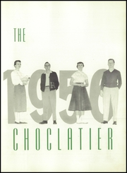 Page 7, 1956 Edition, Hershey High School - Choclatier Yearbook (Hershey, PA) online yearbook collection