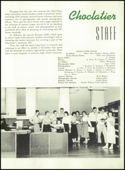 Page 9, 1956 Edition, Hershey High School - Choclatier Yearbook (Hershey, PA) online yearbook collection