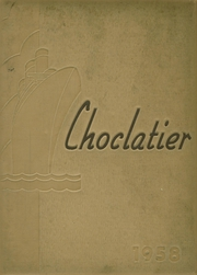 Page 1, 1958 Edition, Hershey High School - Choclatier Yearbook (Hershey, PA) online yearbook collection