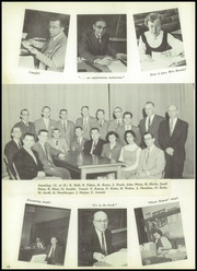 Page 14, 1958 Edition, Hershey High School - Choclatier Yearbook (Hershey, PA) online yearbook collection