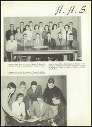Page 8, 1958 Edition, Hershey High School - Choclatier Yearbook (Hershey, PA) online yearbook collection