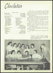 Page 9, 1958 Edition, Hershey High School - Choclatier Yearbook (Hershey, PA) online yearbook collection