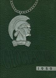 1959 Edition, Hershey High School - Choclatier Yearbook (Hershey, PA)
