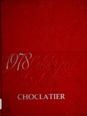 Page 1, 1978 Edition, Hershey High School - Choclatier Yearbook (Hershey, PA) online yearbook collection