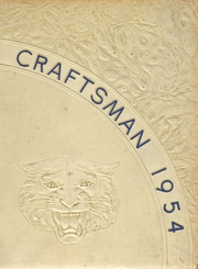 1954 Edition, Bok Vocational Technical School - Craftsman Yearbook (Philadelphia, PA)