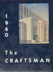 1960 Edition, Bok Vocational Technical School - Craftsman Yearbook (Philadelphia, PA)