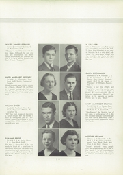 Page 15, 1936 Edition, Elizabethtown Area High School - Elizabethan Yearbook (Elizabethtown, PA) online yearbook collection
