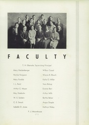 Page 9, 1936 Edition, Elizabethtown Area High School - Elizabethan Yearbook (Elizabethtown, PA) online yearbook collection