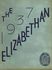 Elizabethtown Area High School - Elizabethan Yearbook (Elizabethtown, PA) online yearbook collection, 1937 Edition, Page 1