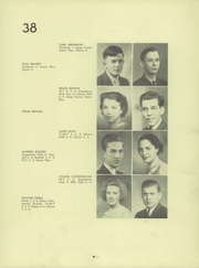 Page 13, 1938 Edition, Elizabethtown Area High School - Elizabethan Yearbook (Elizabethtown, PA) online yearbook collection