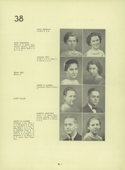 Page 15, 1938 Edition, Elizabethtown Area High School - Elizabethan Yearbook (Elizabethtown, PA) online yearbook collection