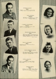 Page 14, 1940 Edition, Elizabethtown Area High School - Elizabethan Yearbook (Elizabethtown, PA) online yearbook collection