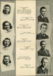 Page 15, 1940 Edition, Elizabethtown Area High School - Elizabethan Yearbook (Elizabethtown, PA) online yearbook collection