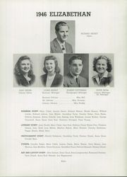Page 10, 1946 Edition, Elizabethtown Area High School - Elizabethan Yearbook (Elizabethtown, PA) online yearbook collection