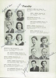 Page 17, 1946 Edition, Elizabethtown Area High School - Elizabethan Yearbook (Elizabethtown, PA) online yearbook collection