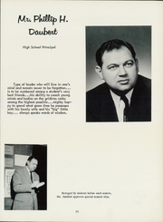 Page 15, 1957 Edition, Elizabethtown Area High School - Elizabethan Yearbook (Elizabethtown, PA) online yearbook collection