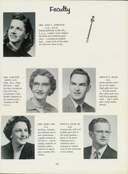 Page 17, 1957 Edition, Elizabethtown Area High School - Elizabethan Yearbook (Elizabethtown, PA) online yearbook collection