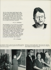 Page 9, 1957 Edition, Elizabethtown Area High School - Elizabethan Yearbook (Elizabethtown, PA) online yearbook collection
