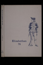 Page 1, 1976 Edition, Elizabethtown Area High School - Elizabethan Yearbook (Elizabethtown, PA) online yearbook collection
