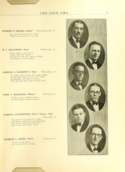 Page 11, 1926 Edition, George E Westinghouse High School - Sketch Book Yearbook (Pittsburgh, PA) online yearbook collection