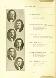 Page 14, 1926 Edition, George E Westinghouse High School - Sketch Book Yearbook (Pittsburgh, PA) online yearbook collection