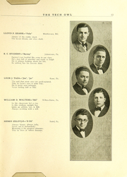 Page 15, 1926 Edition, George E Westinghouse High School - Sketch Book Yearbook (Pittsburgh, PA) online yearbook collection