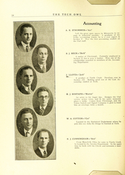 Page 16, 1926 Edition, George E Westinghouse High School - Sketch Book Yearbook (Pittsburgh, PA) online yearbook collection