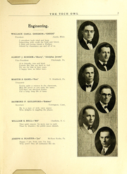 Page 9, 1926 Edition, George E Westinghouse High School - Sketch Book Yearbook (Pittsburgh, PA) online yearbook collection