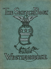 1932 Edition, George E Westinghouse High School - Sketch Book Yearbook (Pittsburgh, PA)