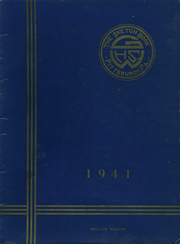 1941 Edition, George E Westinghouse High School - Sketch Book Yearbook (Pittsburgh, PA)