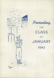 Page 10, 1942 Edition, George E Westinghouse High School - Sketch Book Yearbook (Pittsburgh, PA) online yearbook collection