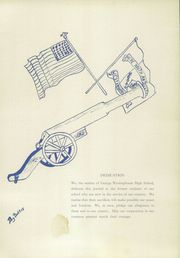Page 5, 1942 Edition, George E Westinghouse High School - Sketch Book Yearbook (Pittsburgh, PA) online yearbook collection
