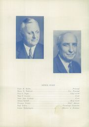 Page 6, 1942 Edition, George E Westinghouse High School - Sketch Book Yearbook (Pittsburgh, PA) online yearbook collection