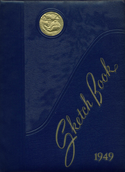 1949 Edition, George E Westinghouse High School - Sketch Book Yearbook (Pittsburgh, PA)