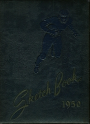 1950 Edition, George E Westinghouse High School - Sketch Book Yearbook (Pittsburgh, PA)
