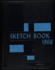 1968 Edition, George E Westinghouse High School - Sketch Book Yearbook (Pittsburgh, PA)