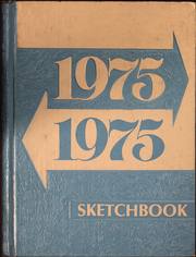 1975 Edition, George E Westinghouse High School - Sketch Book Yearbook (Pittsburgh, PA)