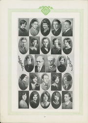 Page 14, 1929 Edition, East High School - Sunrise Yearbook (Erie, PA) online yearbook collection