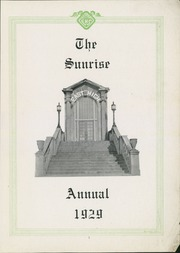 Page 5, 1929 Edition, East High School - Sunrise Yearbook (Erie, PA) online yearbook collection