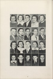 Page 16, 1937 Edition, East High School - Sunrise Yearbook (Erie, PA) online yearbook collection