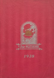 Page 1, 1938 Edition, East High School - Sunrise Yearbook (Erie, PA) online yearbook collection