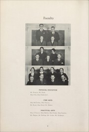 Page 12, 1938 Edition, East High School - Sunrise Yearbook (Erie, PA) online yearbook collection