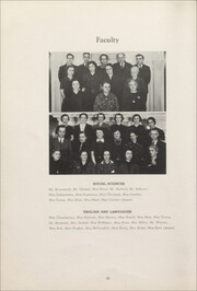Page 14, 1938 Edition, East High School - Sunrise Yearbook (Erie, PA) online yearbook collection