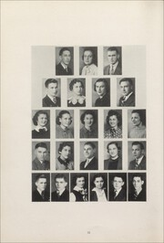 Page 16, 1938 Edition, East High School - Sunrise Yearbook (Erie, PA) online yearbook collection
