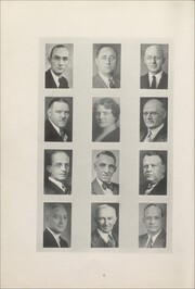Page 6, 1938 Edition, East High School - Sunrise Yearbook (Erie, PA) online yearbook collection