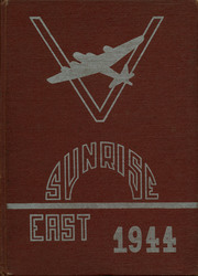 Page 1, 1944 Edition, East High School - Sunrise Yearbook (Erie, PA) online yearbook collection