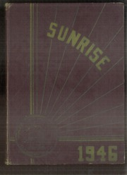 1946 Edition, East High School - Sunrise Yearbook (Erie, PA)