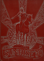 1950 Edition, East High School - Sunrise Yearbook (Erie, PA)