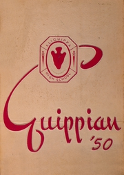 Aliquippa High School - Quippian Yearbook (Aliquippa, PA) online yearbook collection, 1950 Edition, Page 1