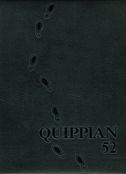 Aliquippa High School - Quippian Yearbook (Aliquippa, PA) online yearbook collection, 1952 Edition, Page 1
